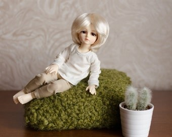 BJD SD MSD woolen pillow furniture fine yarn