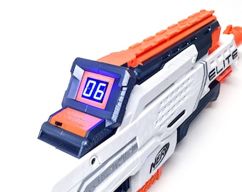 OUT OF STOCK - Nerf Cam Ecs-12 Blaster Mod by AmmoCounter