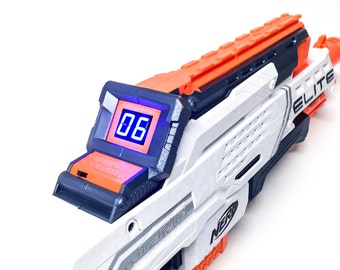 AmmoCounter Nerf Cam Mod - Nerf dart counter