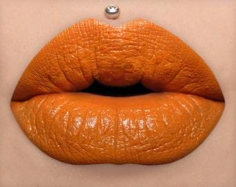 Voltage -  Bright Orange Lipstick