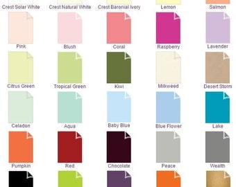 100 Pack of Gala Collection Paper 11 x 17