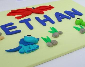 Custom name baby name sign name plate girl nursery decor boys name sign nursery wall art nursery boy decor baby boy name sign name plaque boy negle Images