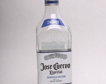 Empty Liquor Bottle --  Jose Cuervo Especial Tequila Silver  750ml