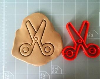 Scissor Cookie Cutter
