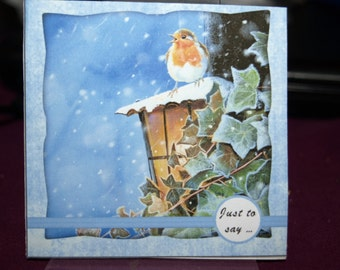 Christmas Notelet