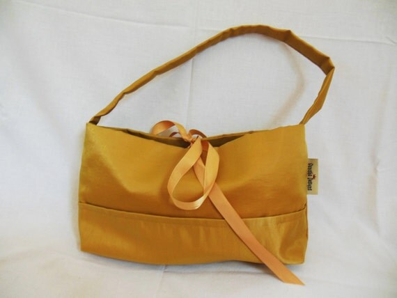 Soft Ribbon Bag