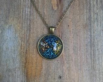 Four Color Necklace