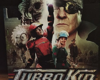 Turbo Kid Standup