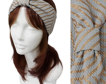 Striped Ear Warmer**MORE COLORS**