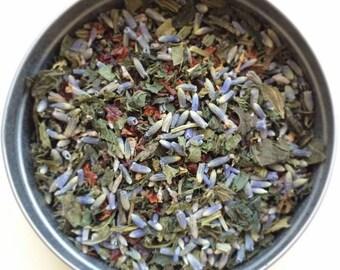 Calcium Rich Herbal Tea - Organic Tea - Dried Herbal Tea - Loose Leaf Tea - Organic Herbal Tea
