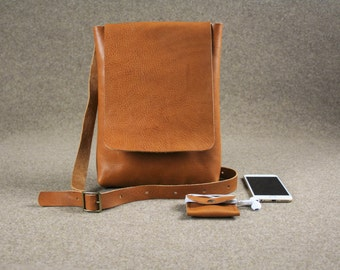 leather messenger bag ,handmade leather bag ,cross body ,leather cross body,brown leather bag,