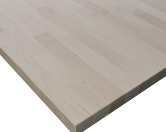 "6/4"" (1.5"") X 36 X 40"" Birch Edge-Glued panel"