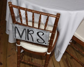 Rustic Wedding Signs, Bride and Groom Signs, Wedding Decorations