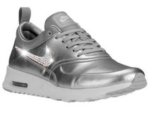 Nike Thea Black Leopard