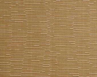 SCALAMANDRE OTTOMAN Textured JACQUARD Fabric 10 Yards Tan