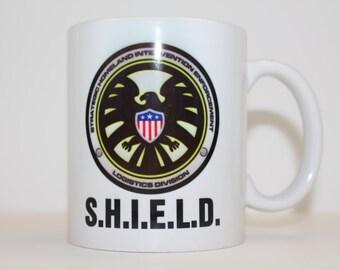 SHIELD Ceramic Coffee Mug