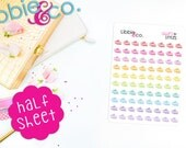 Libbie's Littles Credit Cards Life Planner Die-Cut Stickers!  Perfect for Erin Condren, Happy, Mambi, Plum Paper and Personal Planners! LL04