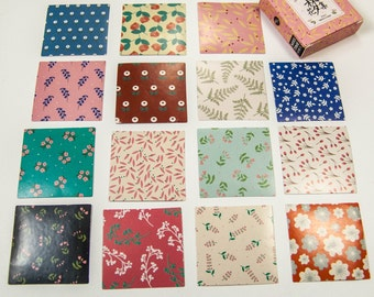 40 sticker set / watercolor flower / DIY Filofaxing scrapbooking Aufkeber