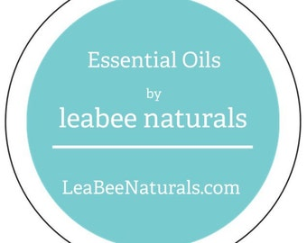 Essential Oils by LeaBee Naturals - 100% pure therapeutic grade essential oils