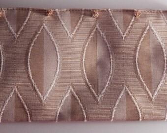 Wood look handbag