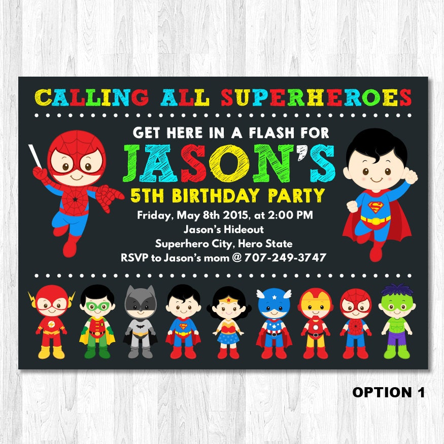 5Th Birthday Party Invitations as good invitation sample