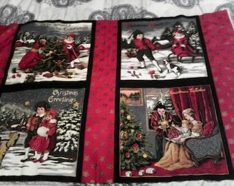 Nostalgic Christmas time Printed Panel