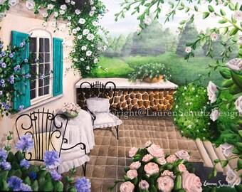 Springtime Aroma Print