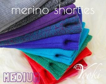 Merino WOOL DIAPER COVER | Wool Shorties | Nappies | Wool Soaker | Wool Baby Shorts | Natural Cloth Diaper Cover | Merino Wool Baby Clothing