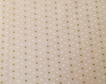 Wee Sparkle by Michael Miller - Heart Sprinkles Confection - Cotton Woven Fabric