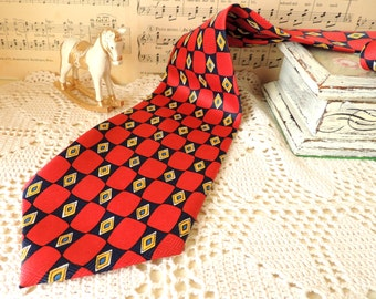 Vintage Tie, Necktie, Cravat, Neckcloth, Collectibles