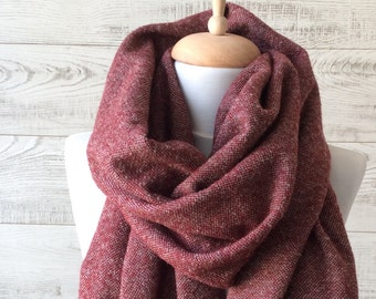 Oversized mens scarf, winter scarf, soft wool scarf, men scarf,  wool men scarf, men fashion, men scarf  FAST DELIVERY