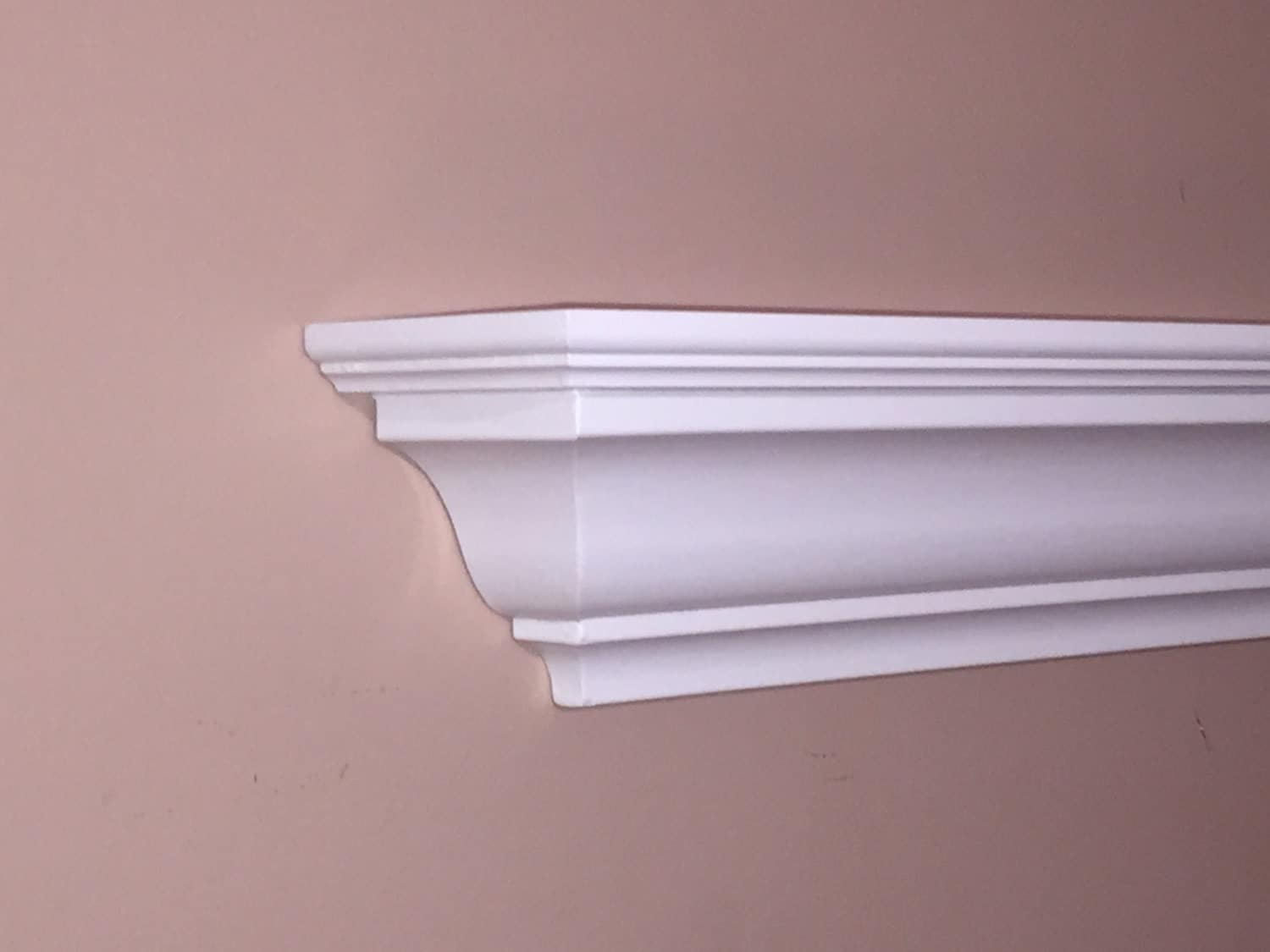 18 crown molding wall shelf for 9 inch crown molding