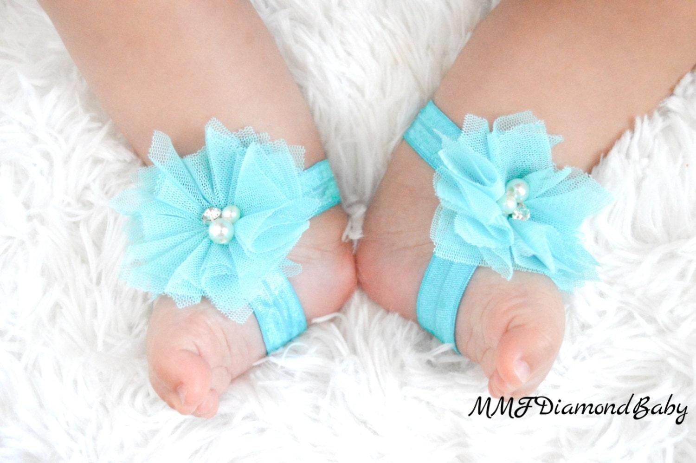 sale item 3 piece set baby foot wrap baby barefoot sandals. Black Bedroom Furniture Sets. Home Design Ideas