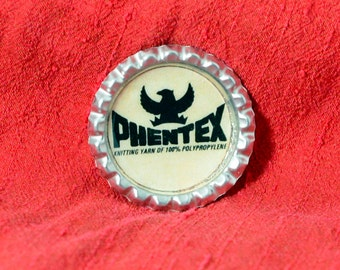 PHENTEX Bottle Cap Pendant