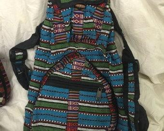 Handmade Fold-up Backpack