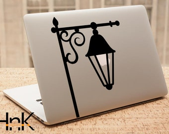 MacBook decal/ Macbook vinyl decal/ macbook sticker/ anime decal/ macbook air decal/ macbook pro decal hnkmd066