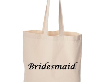 Mother of the Groom Bag. Bridesmaid Tote. Bridesmaid Bag. Personalized Tote. Personalized Name Tote. Wedding Day Tote.