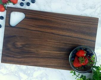 Walnut Cutting Board,