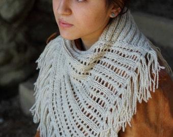 Knitting pattern book using Dovestone Natural Aran, Dovestone Natural Aran Collection from Baa Ram Ewe