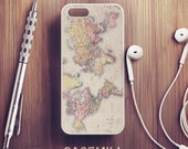 World Map iPhone 6 Case World Map iPhone 6s Case iPhone 6 Plus Case iPhone 6s Plus Case iPhone 5s Case iPhone 5 Case iPhone 5c Case