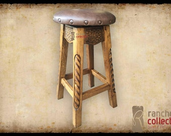 Dixon Swivel Bar Stool