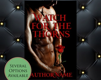 Watch for the Thorns Pre-Made eBook Cover * Kindle * Ereader Cover