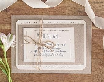 Digital Copy - Rustic Wedding Invitation Suite