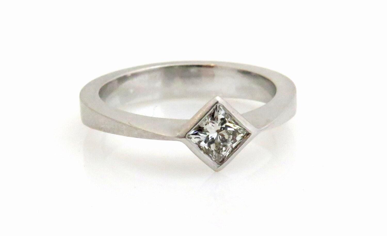princess cut engagement rings square engagement