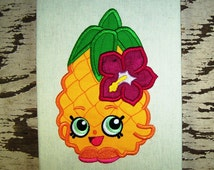 Candy Crusher Applique Machine Embroidery Design Pattern-INSTANT DOWNLOAD