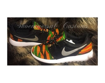 15% off African Kente cloth Roshes!
