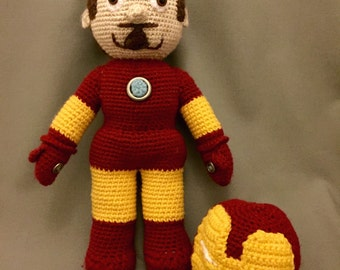Iron Man Doll