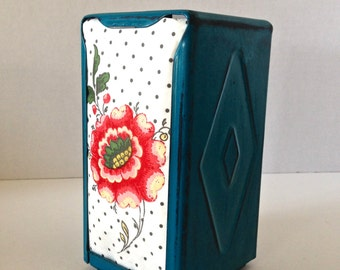 Vintage Double Sided Napkin Holder