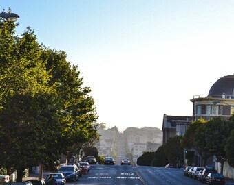 San Fransisco Street Photograph