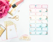 Mermaid Tails Collection | Planner Stickers designed for use with the Erin Condren Life Planner